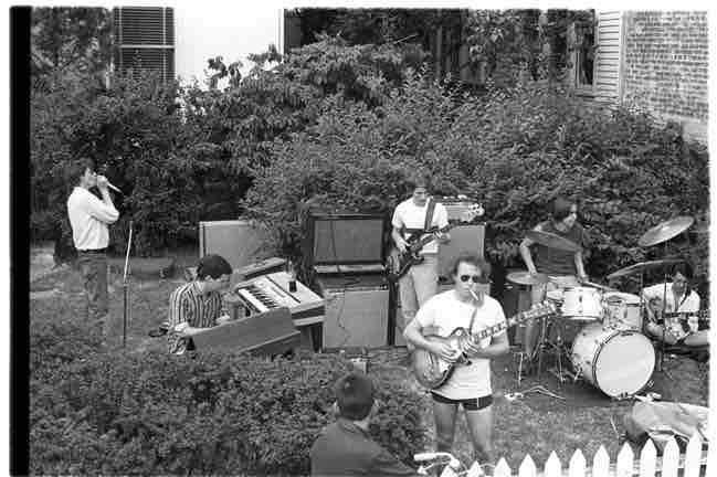ANN ARBOR, MI - 1966: Drummer and student at the University of Michigan James Osterberg, Jr. (later known as Iggy Pop) perfor