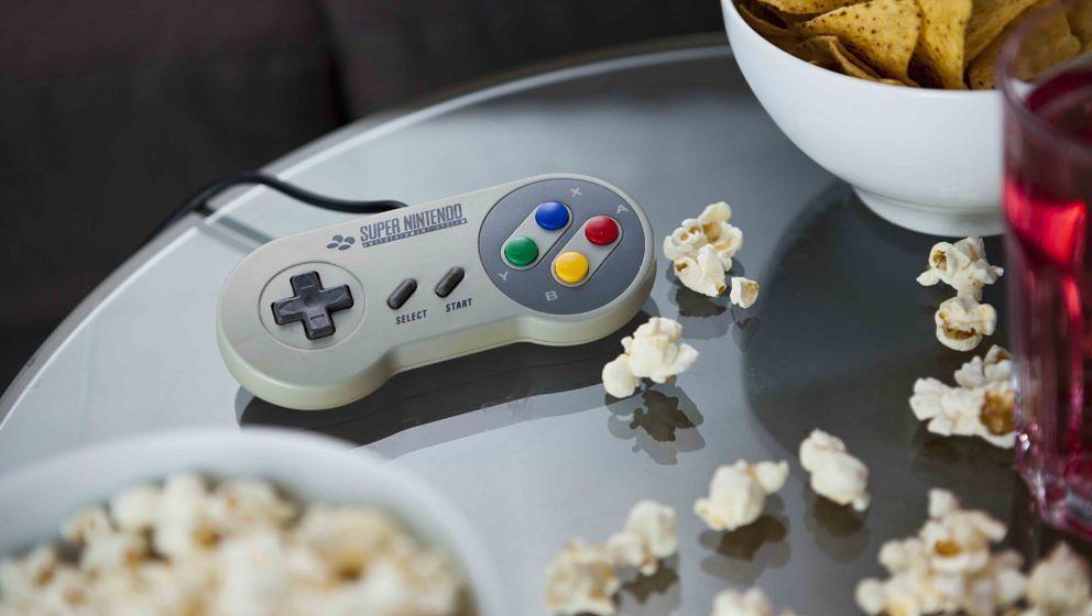 Noch immer ist die SNES ein Garant für einen unangestrengten, spaßigen Spieleabend