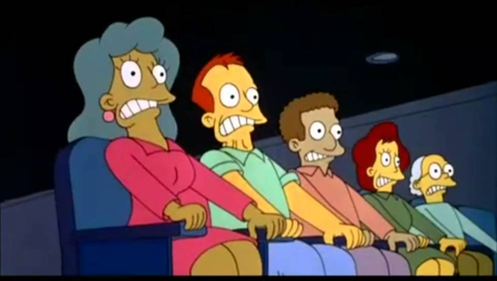 """Die """"Simpsons"""" und das Kino: eine echte Liebesbeziehung"""