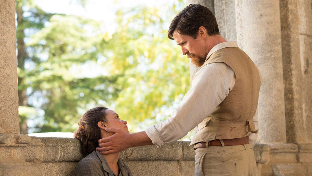 "Christian Bale und Charlotte Le Bon in ""The Promise"""