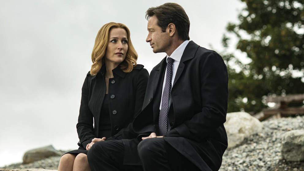 Schluss mit Rumsitzen: Scully und Mulder müssen bald wieder unheimliche Fälle für das FBI lösen