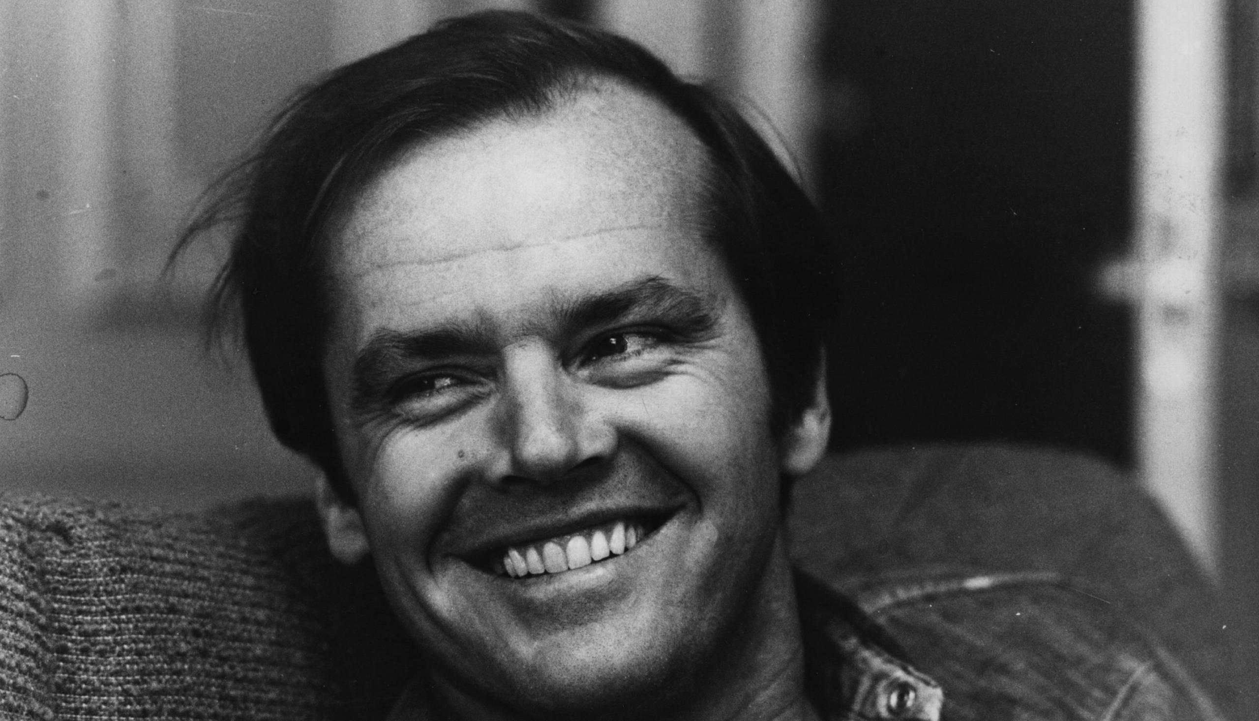 Jack Nicholson Der Wolf von Hollywood