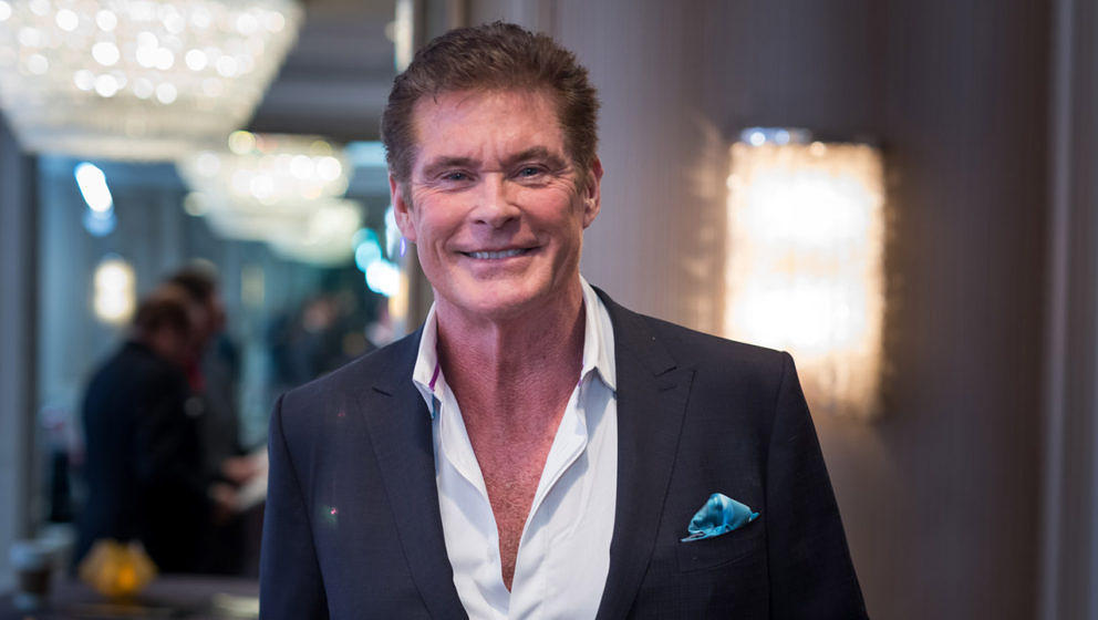 "David Hasselhoff hat für ""Guardians Vol. 2"" gerappt"