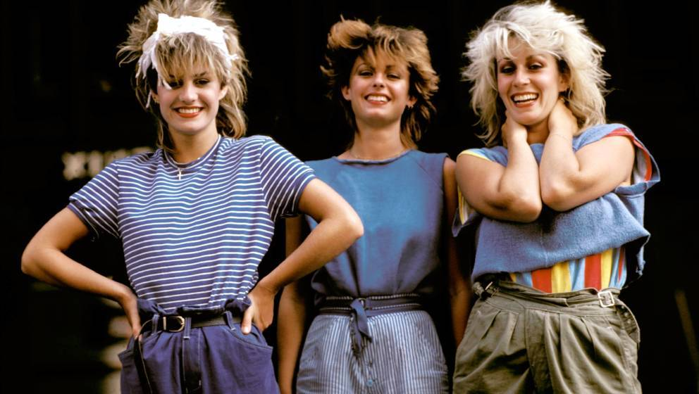Bananarama in den 80ern