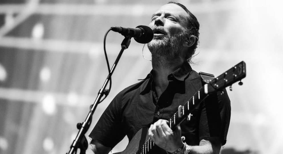 Radiohead-Sänger Thom Yorke