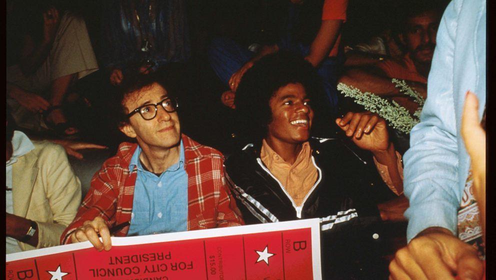 Woody Allen und Michael Jackson