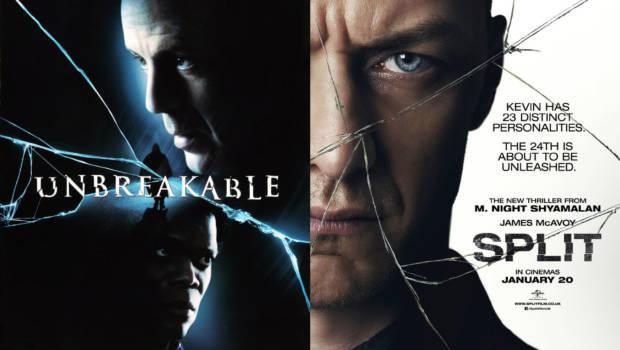 """""""Unbreakable"""" und """"Split"""" bekommen eine Fortsetzung"""