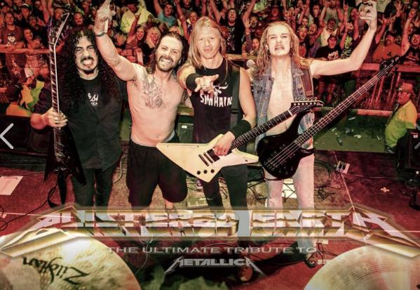 Der Metallica-Tribute-Band Blistered Earth wurde ein Großteil ihres Equipments geklaut – die Idole halfen aus.