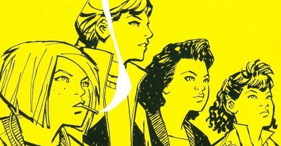 """Eines der Highlights zum Gratis Comic Tag: """"Paper Girs"""""""