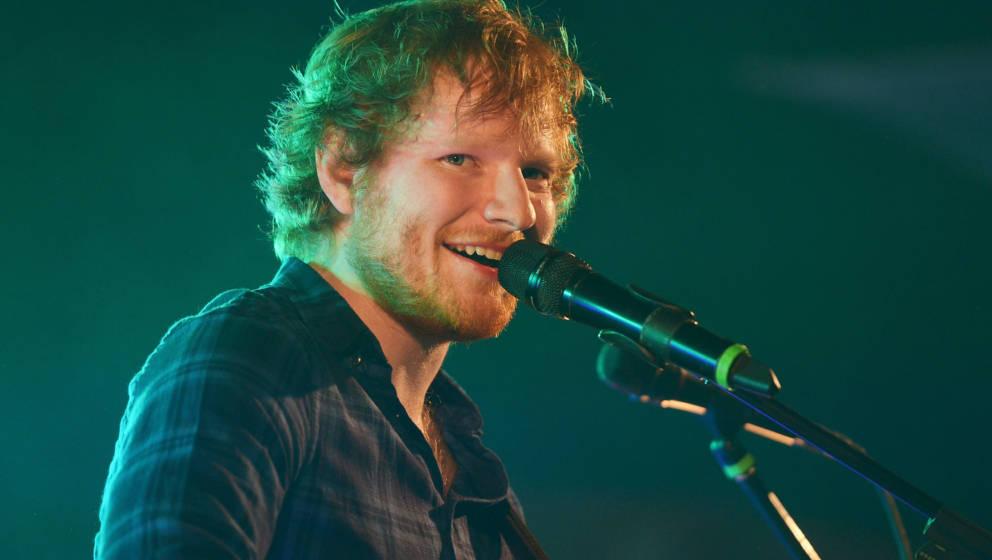 """Ed Sheeran freut sich wie ein kleines Kind, bei """"Game Of Thrones"""" dabei zu sein"""