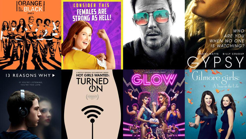 Das sind die besten Netflix-Serien