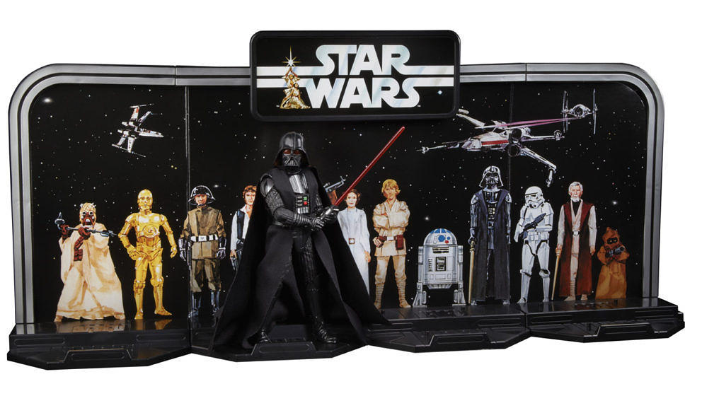 """40. Jahre """"Star Wars"""": Hasbro veröffentlicht Jubliäums-Spielzeug"""