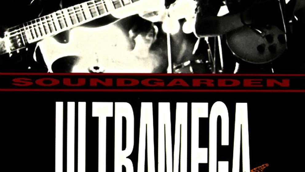 """Soundgarden: """"Ultramega OK"""" (Reissue). ★★. Nicht, dass sich dieses Album wegen seiner Fun-Nummern und seines Unernste"""