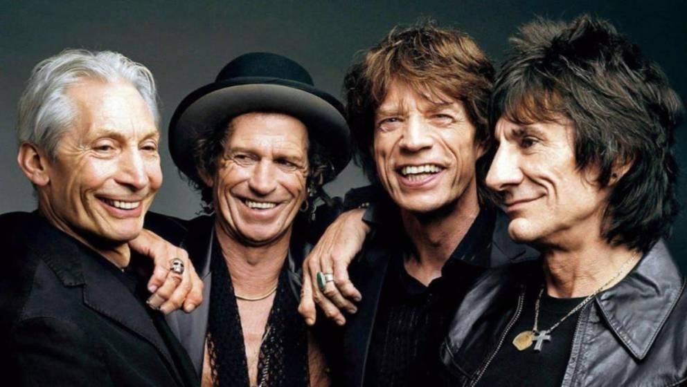 Die Rolling Stones kommen nach Deutschland