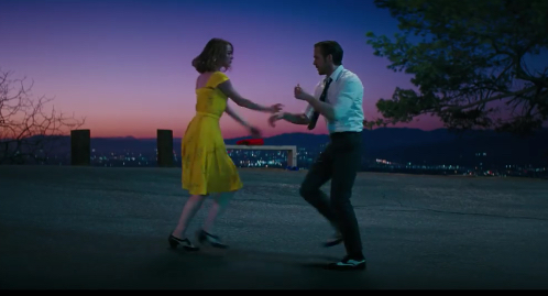 """Der Erfolgsfilm """"La La Land"""" kommt Anfang nächsten Jahres auf deutsche Bühnen."""