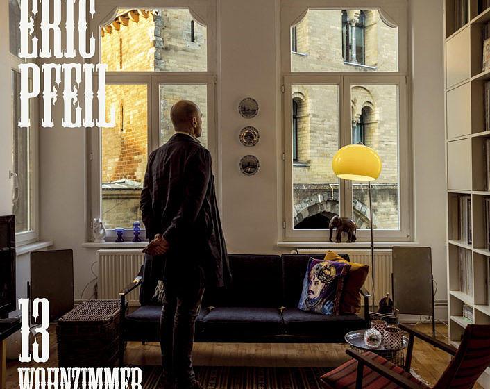 """Eric Pfeil: """"13 Wohnzimmer"""". Empfohlen von Maik Brüggemeyer, Sassan Niasseri und Marc Vetter"""