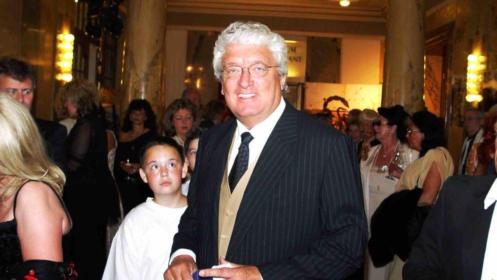 Hans Meiser, G?ste, 50 Jahre UNICEF Deutschland: 'Sternen Gala', 29.05.2003, Bad Neuenahr-Ahrweiler, Kurhaussaal, 100053, Pro