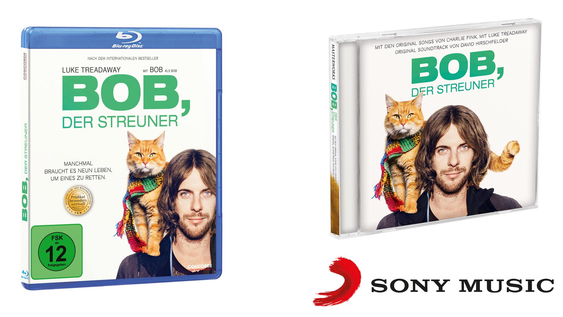 """""""Bob, der Streuner"""": Fanpaket"""
