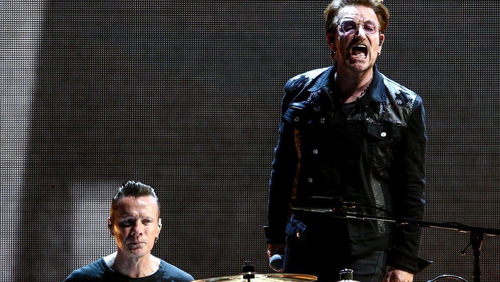U2 gedenken Chris Cornells