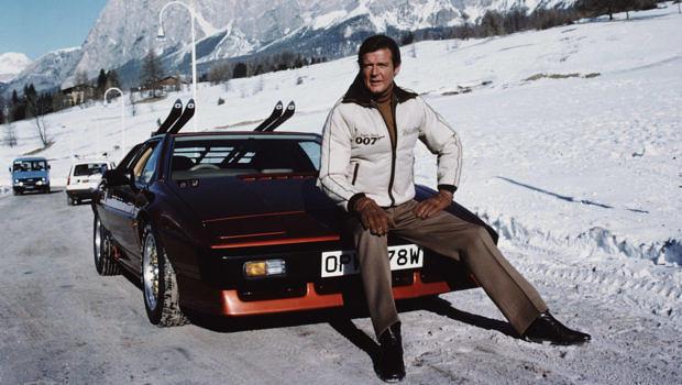 Roger Moore: Als James Bond wurde er weltberühmt