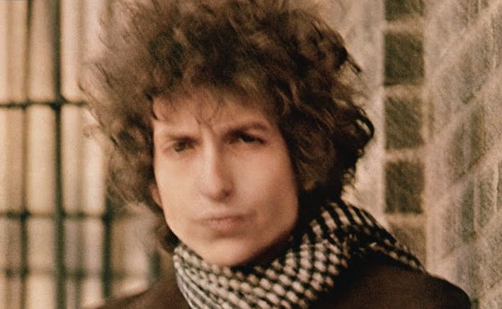 "Cover von Bob Dylans ""Blonde On Blonde"""
