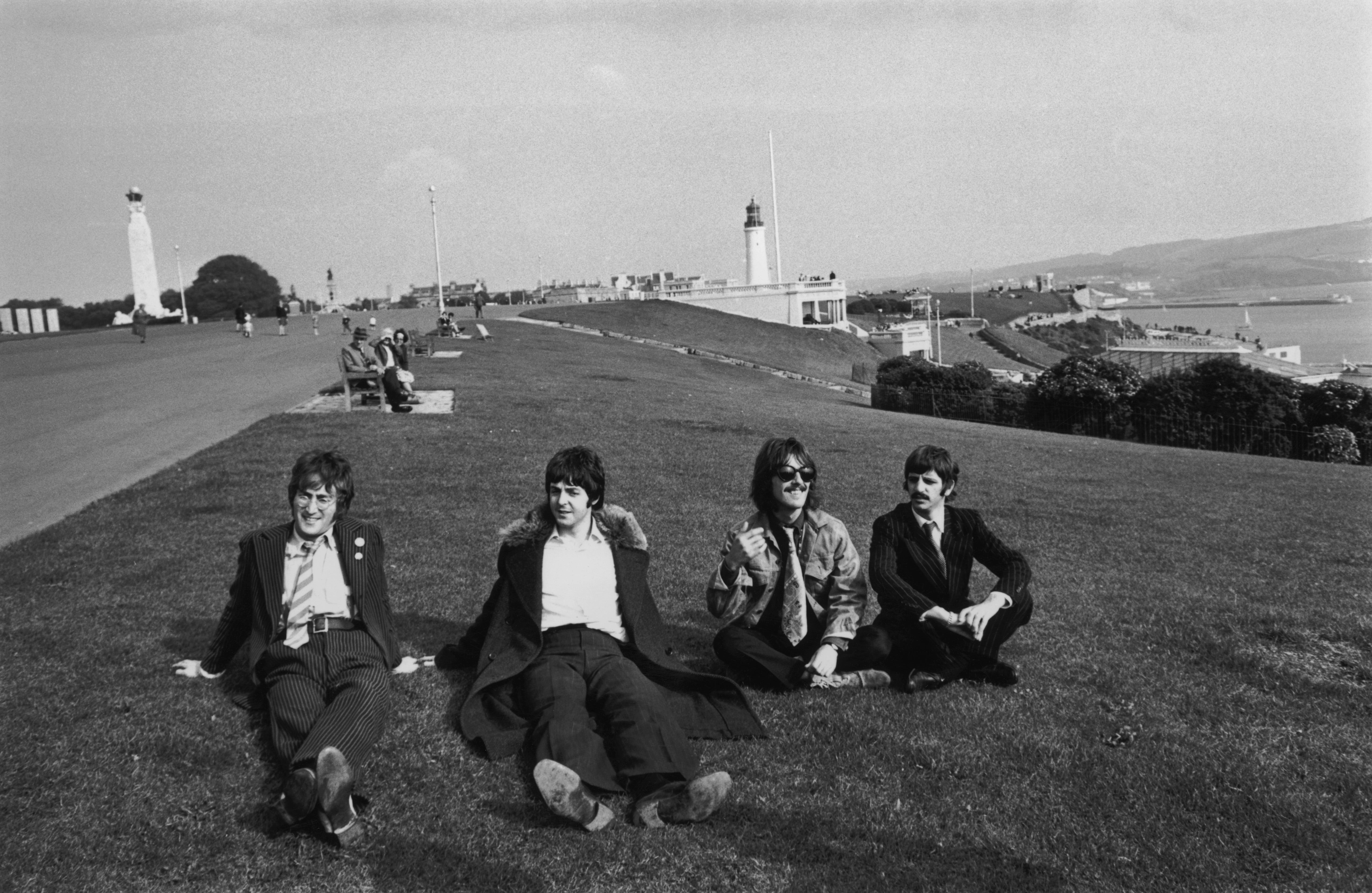 The Beatles in Plymouth