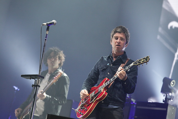 Noel Gallagher im September 2003.