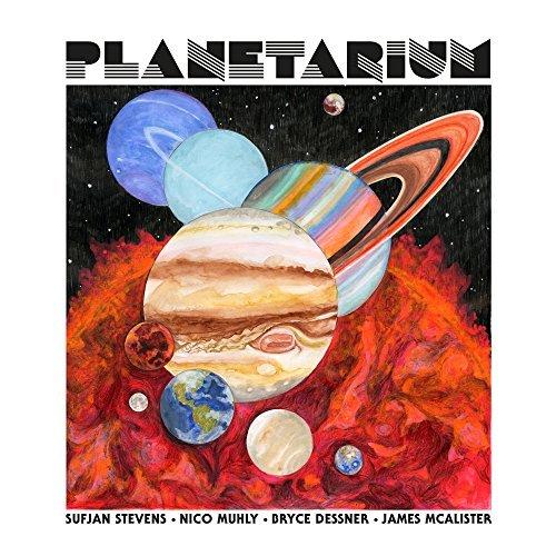 """Stevens, Muhly, Dessner, McAlister: """"Planetarium"""". ★½. Um Außerirdische von der musikalischen Güte irdischen Daseins"""