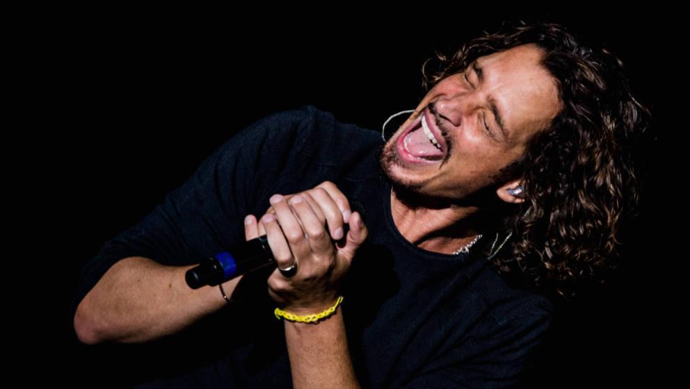 Chris Cornell live 2014