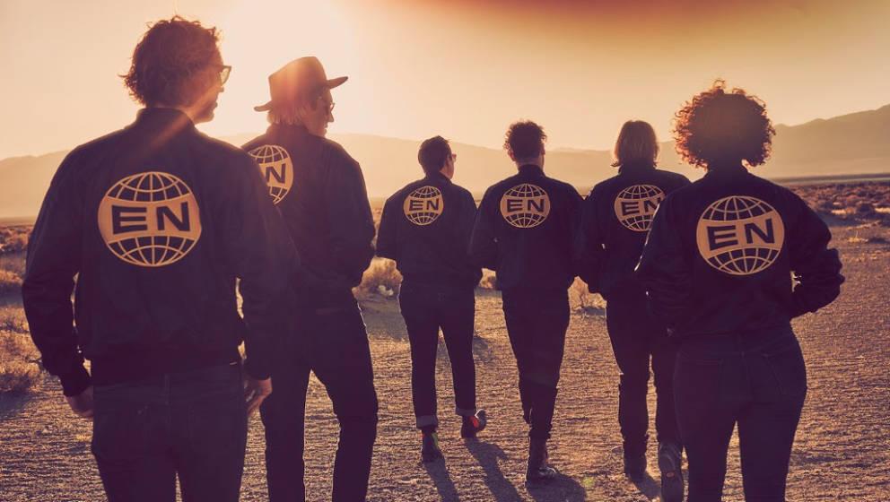 """Arcade Fire haben ihrer neuen LP einen Namen gegebenen: """"Everything Now"""""""