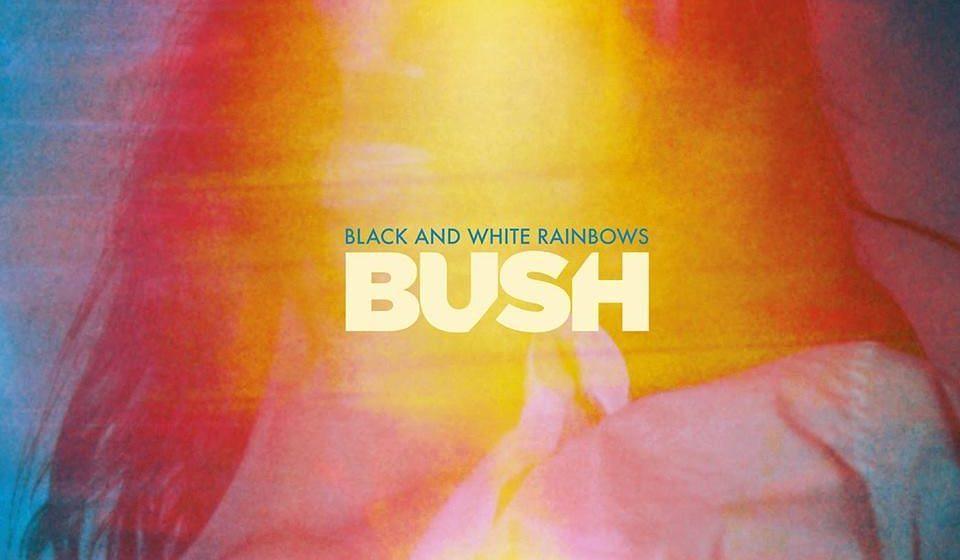 """Bush: """"Black and White Rainbows"""". ★½. Vielleicht kann Gavin Rossdale mit seinem Durchschnittsrock  bei """"The Voice UK"""