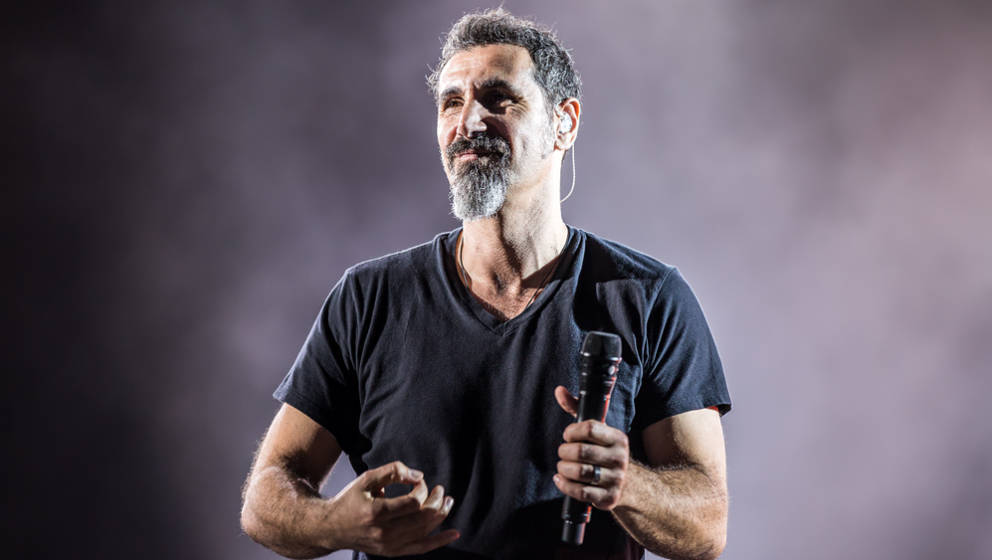 System of a Down @ Rock im Park 2017, 3.6.2017