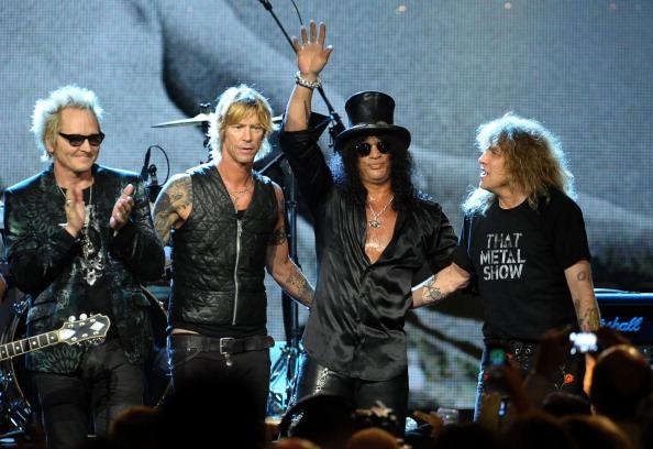 Wann kommt ein neues Album von Guns N`Roses?