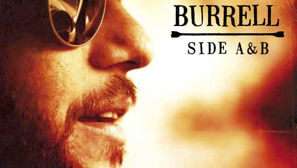 """Reto Burrell: """"Side A & B"""". ★★. Taugt leider nur für ein erbauliches Gefühl auf langen Überlandfahrten."""