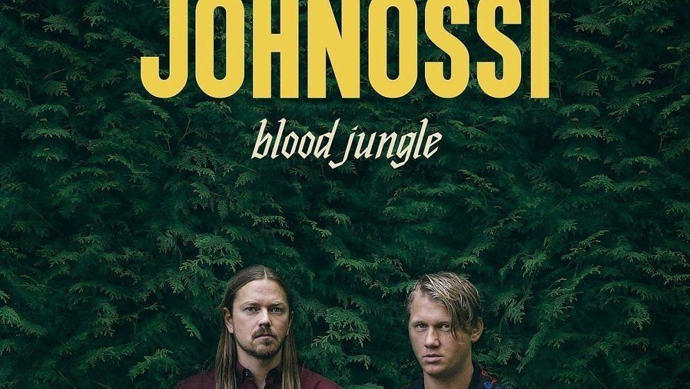 """Johnossi: """"Blood Jungle"""". ★½. Zu viel Pomp. """"Put Your Hands Up In The Air'? Die Heavy-Rock-Variante ihres Landsmanns"""