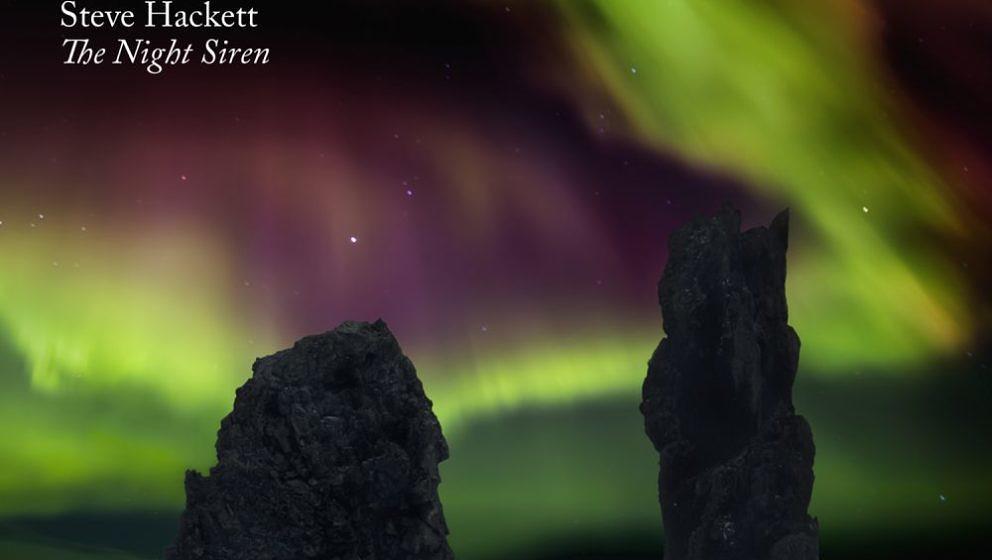 """Steve Hackett: """"The Night Siren"""" ★★. Es gibt guten Prog-Rock –dieses Album ist keiner. Die Mischung aus Pomp, Fok"""
