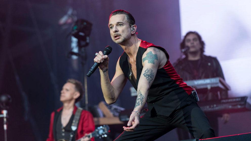 Alexej Nawalny verpasst das Konzert von Depeche Mode, weil er im Gefängnis sitzt.