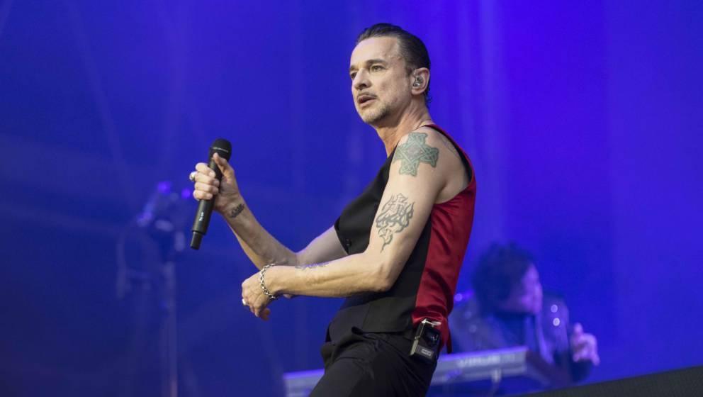 Dave Gahan von Depeche Mode