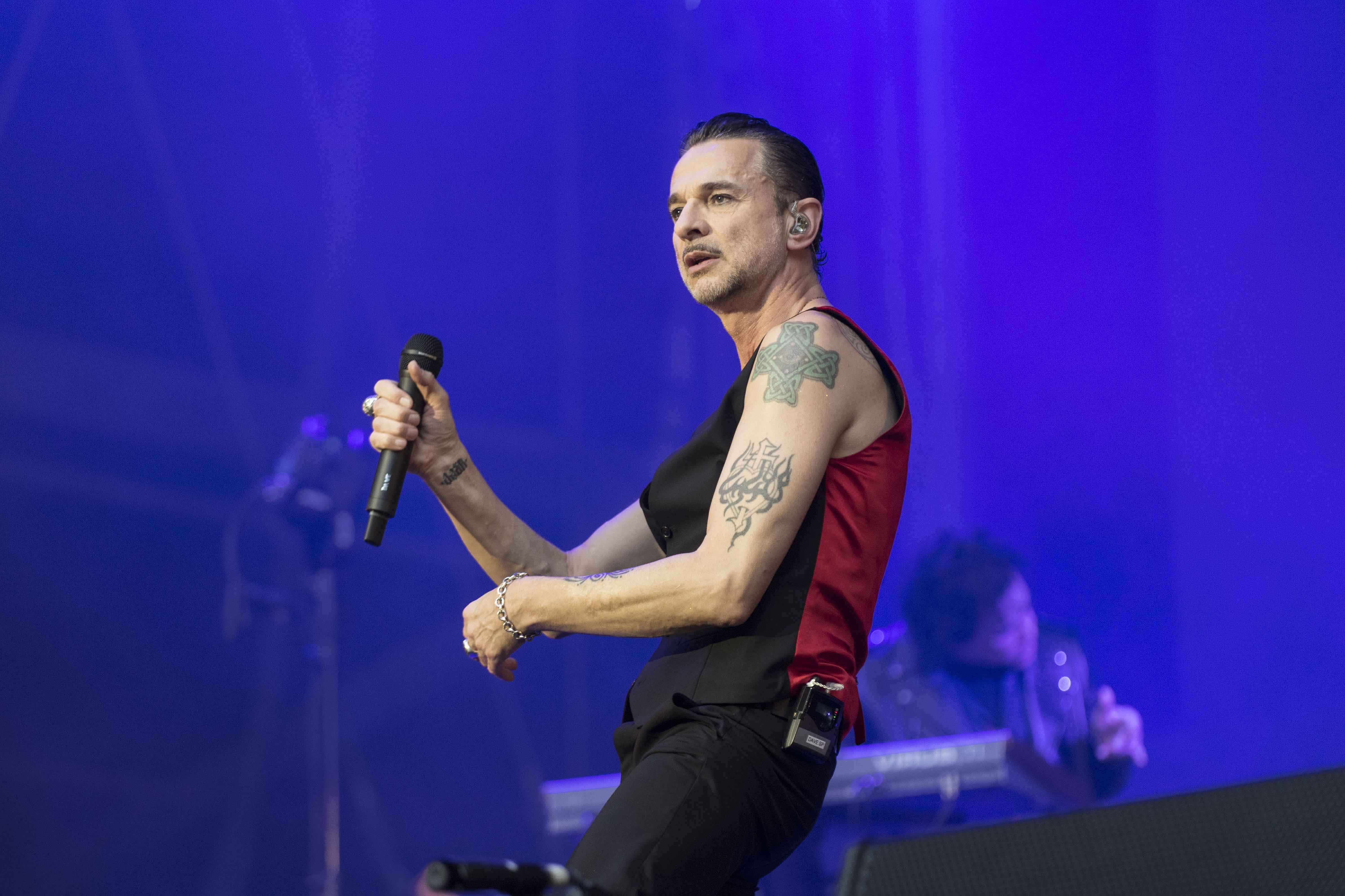 Depeche Mode Spirit Tour Setlist
