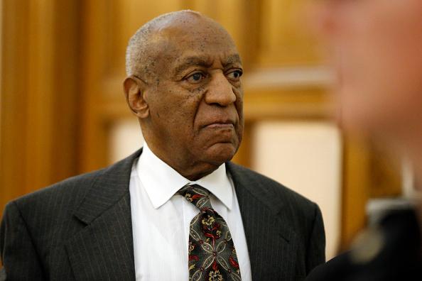 Bill Cosby vor Gericht.