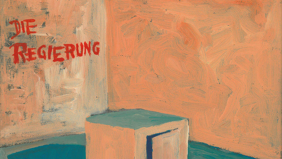 """Die Regierung: """"Raus"""". Empfohlen von Maik Brüggemeyer und Birgit Fuß"""