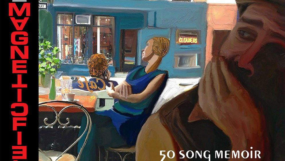 """The Magnetic Fields: """"50 Song Memoir"""". Empfohlen von Maik Brüggemeyer, Max Gösche, Marc Vetter und Arne Willander."""