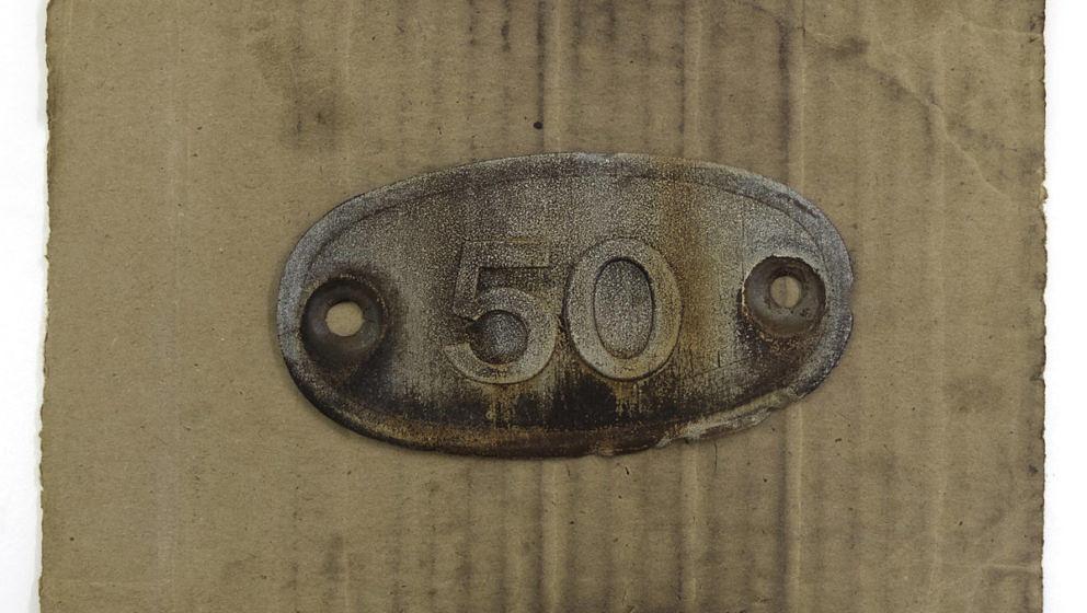 "Michael Chapman: ""50"". Empfohlen von Maik Brüggemeyer."