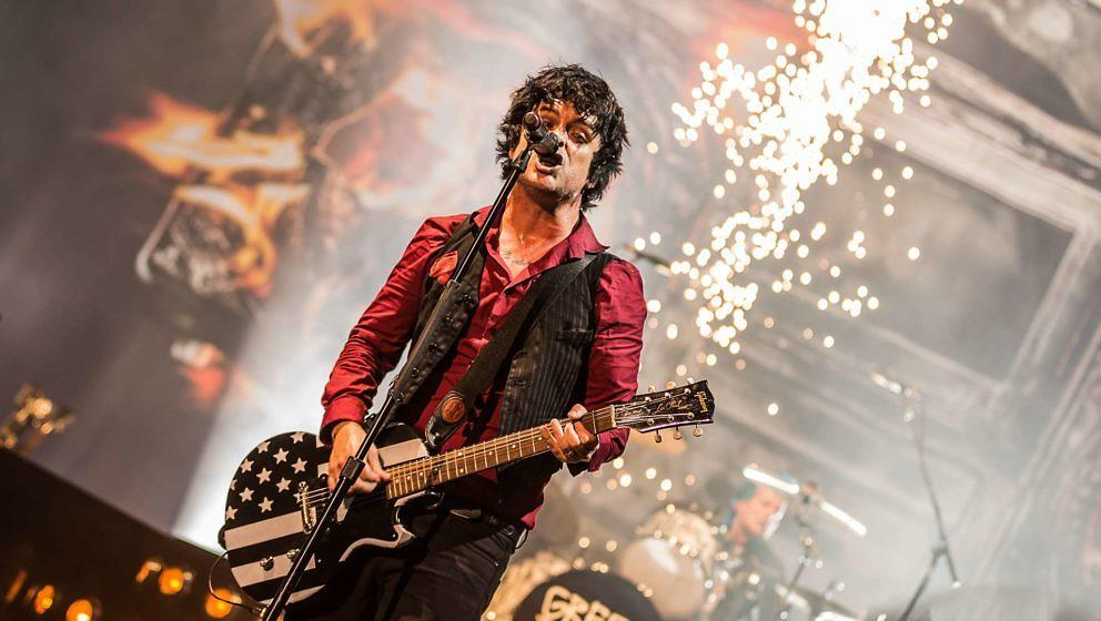 Green Day @ Olympiahalle München, 7.6.2017