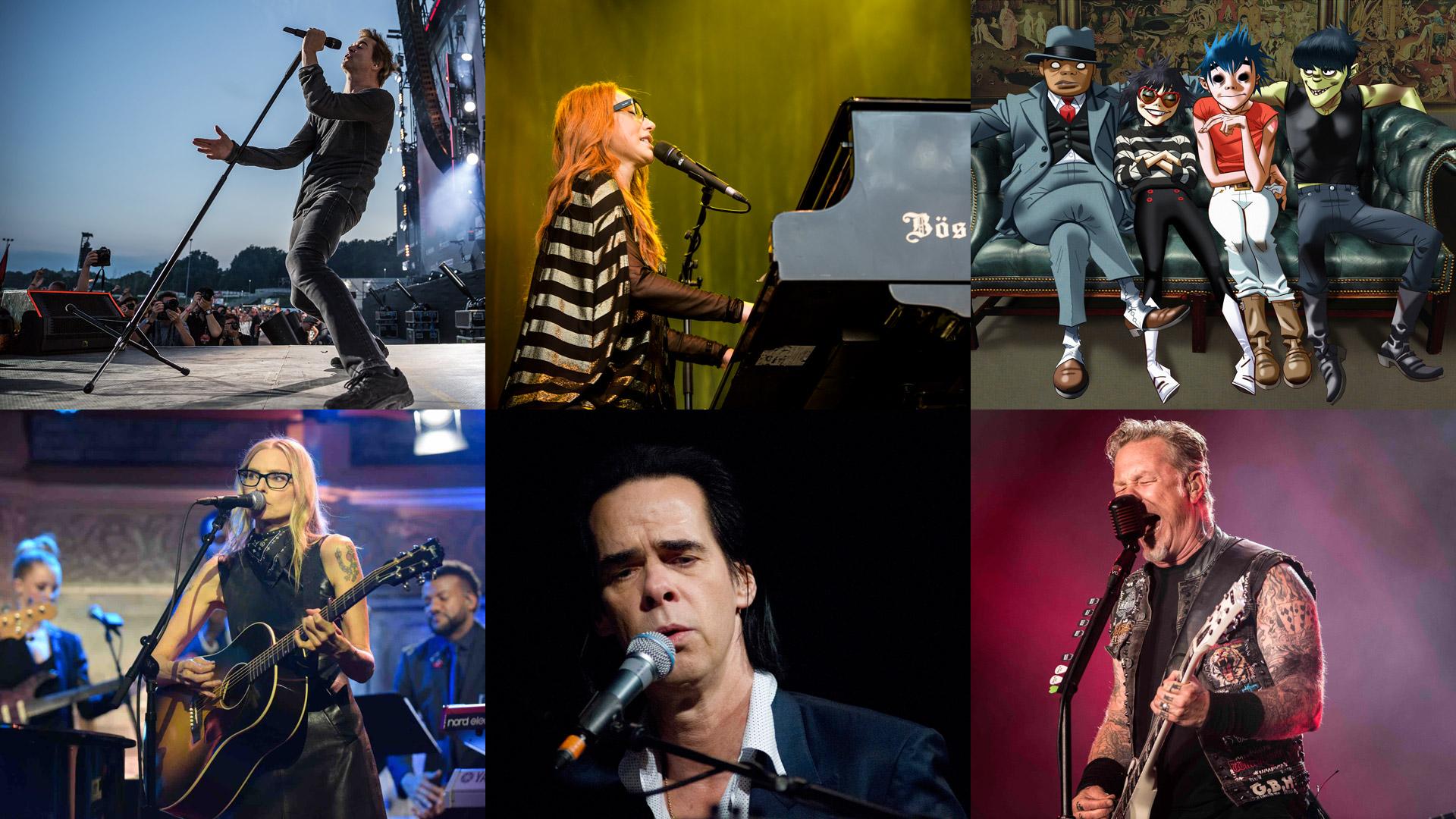 Die besten und wichtigsten Tourneen im zweiten Halbjahr 2017: Mit ...