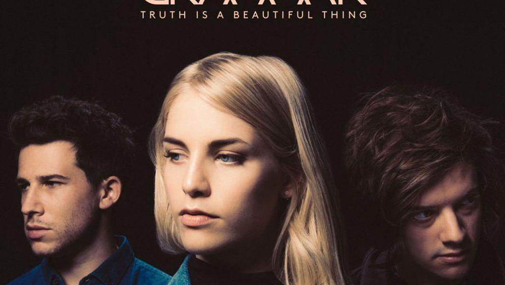 "London Grammar: ""Truth Is A Beautiful Thing"". Empfohlen von Helena Düll."