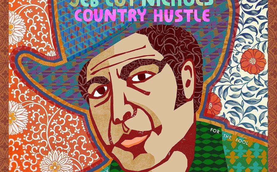 "Jeb Loy Nichols: ""Country Hustle"". Empfohlen von Sebastian Zabel."