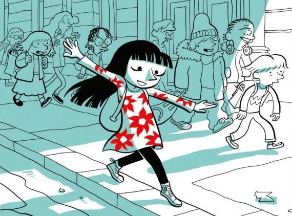 """Einer der schönsten Comics des Jahres: """"Esthers Tagebücher"""""""