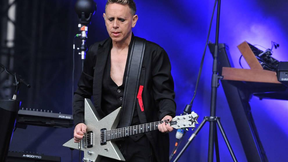 Martin Gore von Depeche Mode