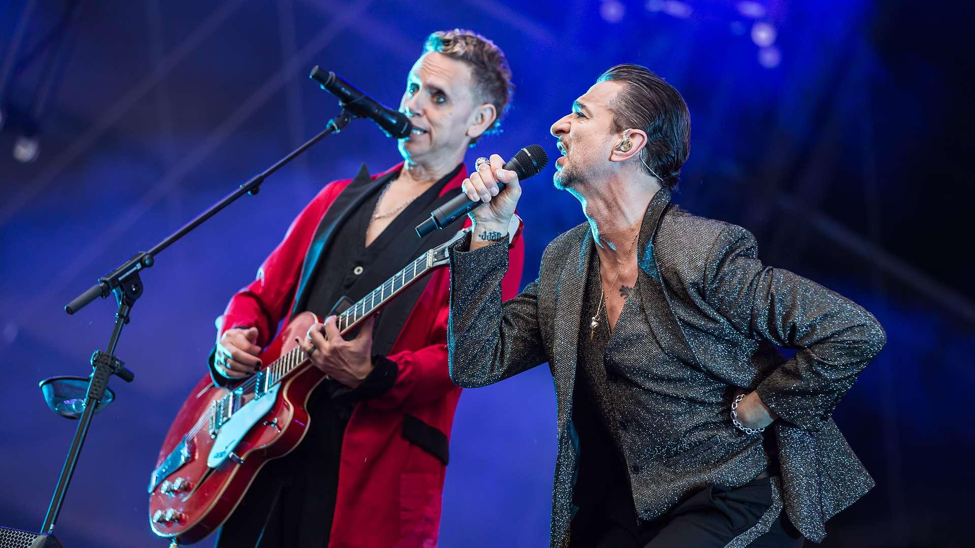 Depeche mode live in m nchen 2017 die besten fotos - Depeche mode in your room live 2017 ...